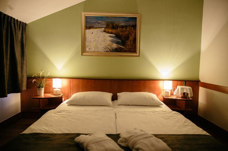 Kétágyas szobánk-Pincelakat