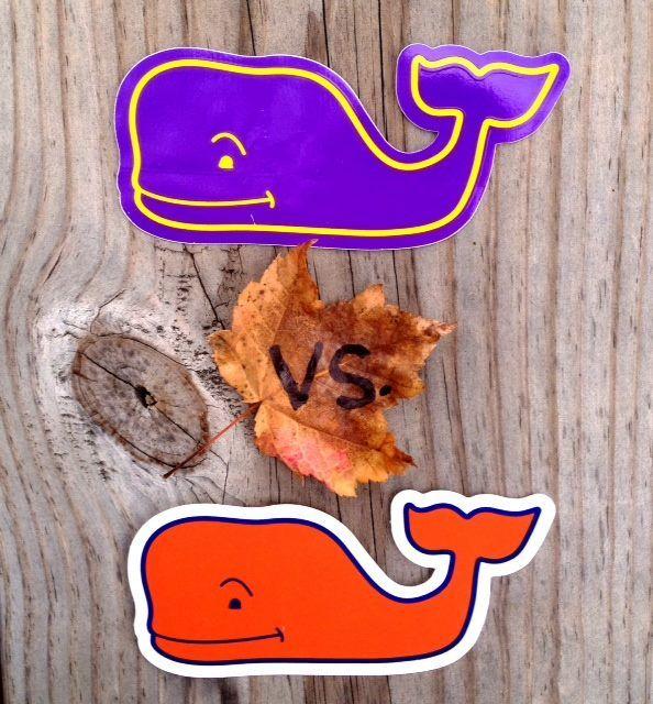 Vineyard Vines LSU vs. Florida Whales