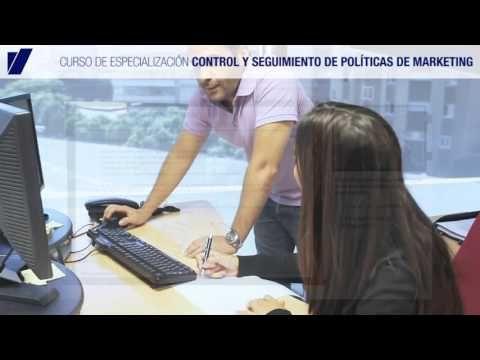 Curso de Control y seguimiento de políticas de marketing - YouTube