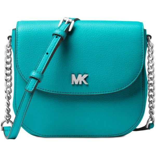 2b14a73d5ee9 Michael Michael Kors Half Dome Crossbody ( 148) ❤ liked on Polyvore  featuring bags