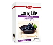 Long Life 60 kapslí (30+30)