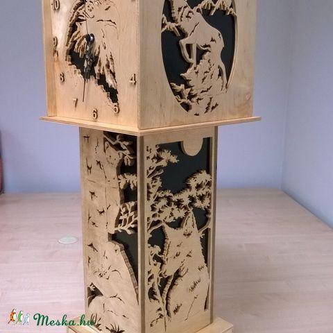 Meska - Toronyóra tomawoodworks kézművestől