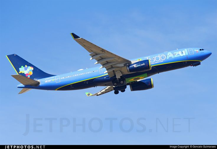 Azul Airlines Airbus A330-243