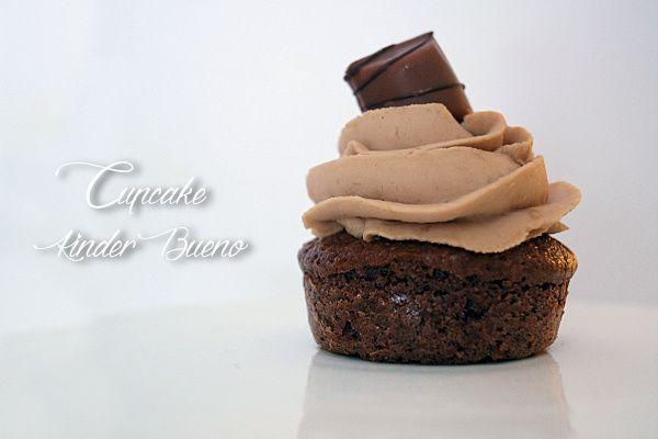 Les cupcakes au Kinder Bueno