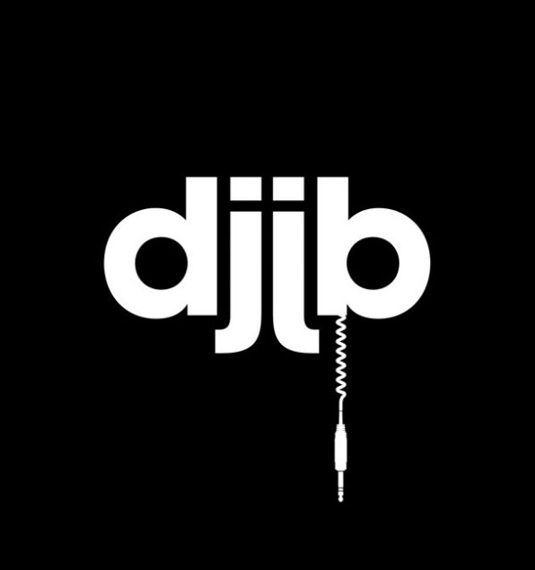 I find this logo appealing as well as the artist has incorporated their initials and the dj title into the icon and the white font on the black background is quite simple and yet its very appealing.