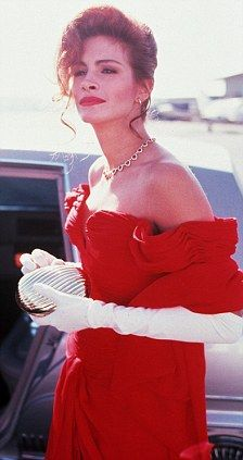 Pretty Woman Lady in Red ♥