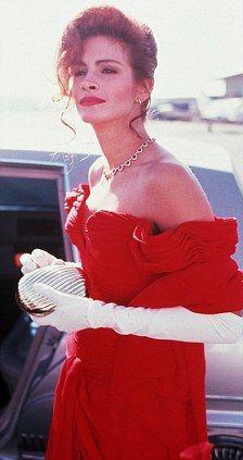 I feel like Julia Roberts in Pretty Woman, says Saturdays star Mollie King as…