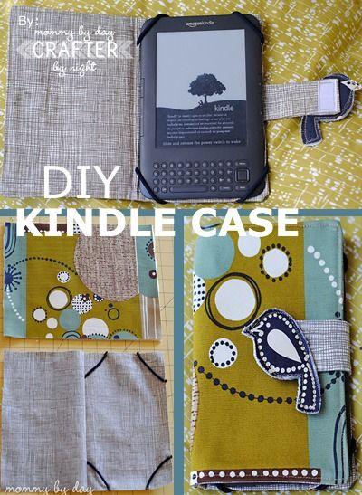 Kindle Book Cover Diy : Kindle case diversi tutorial il primo anche con misure