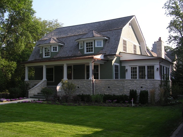 1000 images about dutch colonial on pinterest colonial for Colonial home plans with porches