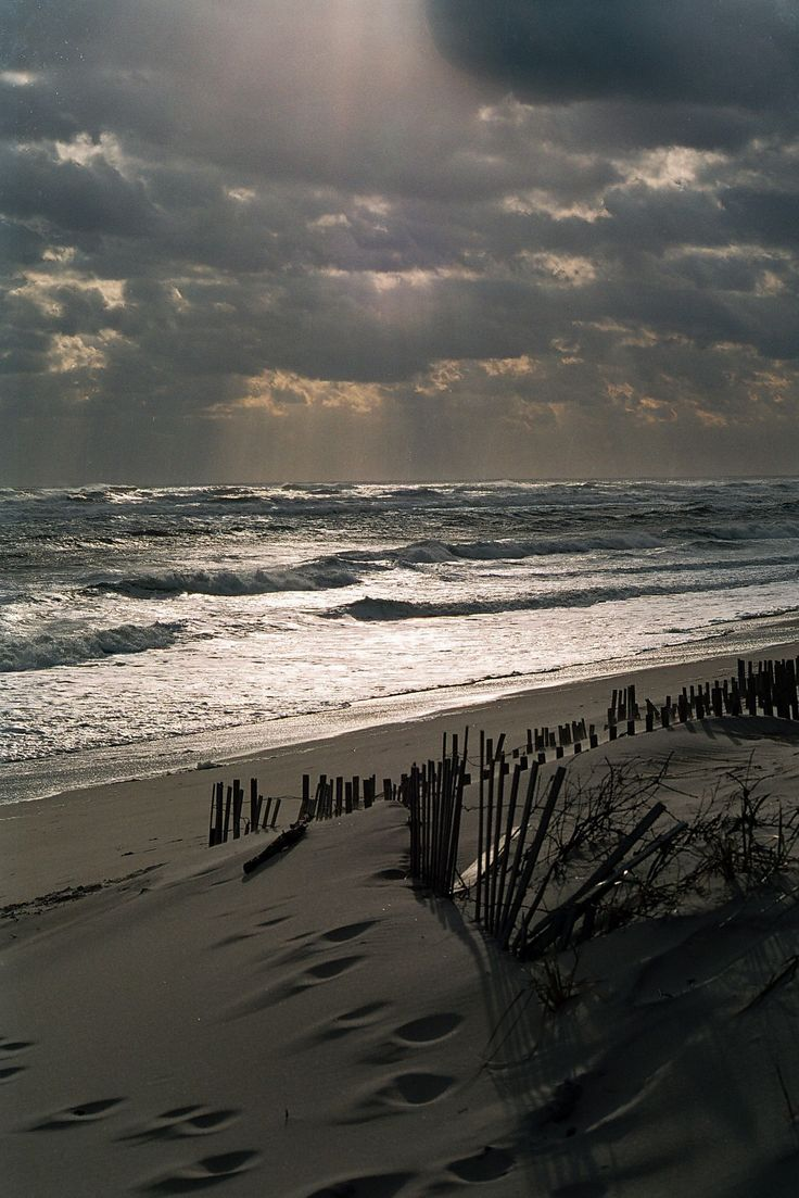 Long Island Quogues Beaches... and example of the beauty of the East End ocean beaches...
