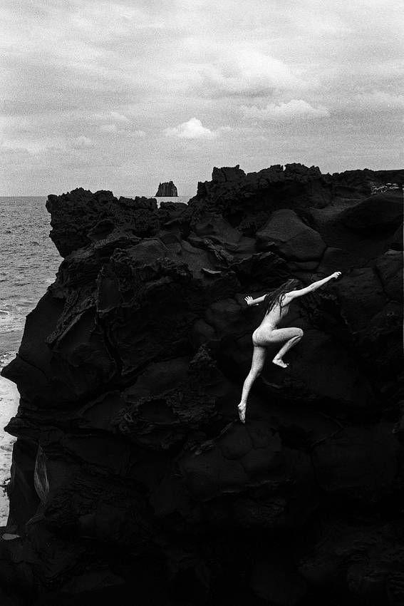 Claude Nori, Stromboli, 1990