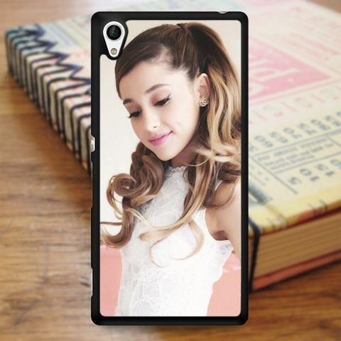 Ariana Grande Beautiful Smile Sony Experia Z4 Case