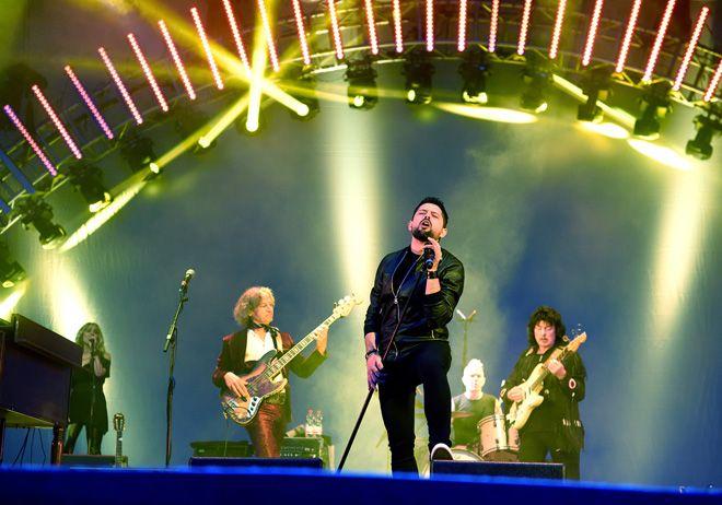 リッチー・ブラックモア復活ライヴ、バーミンガム音源が日本限定で入手可能   Rainbow   BARKS音楽ニュース