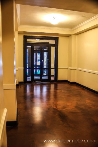 Decorative Metallic Epoxy Flooring - Manhattan NY. Repin & Click For More Info or Quote @ Your Home / Business