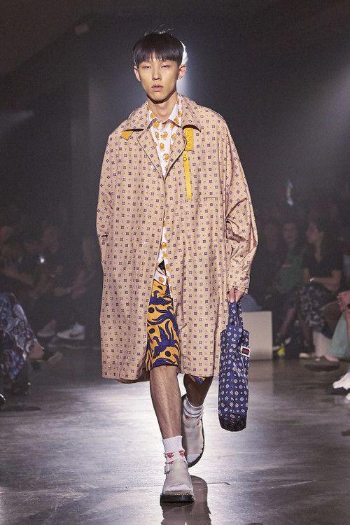 0819e1cd97 KENZO Spring Summer 2019 Collection runway show paris fashion week men  humberto leon carol lim