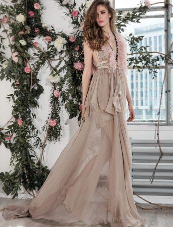 MANURĺ | Extravagant Debby Gown