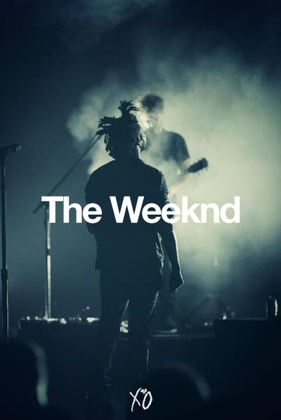 """A words who says many thing in all of us . .. ..guys the words is """" The Weekend """""""