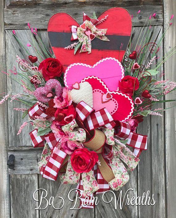8541 best Wreaths & Door Hangers images on Pinterest   Crowns ...