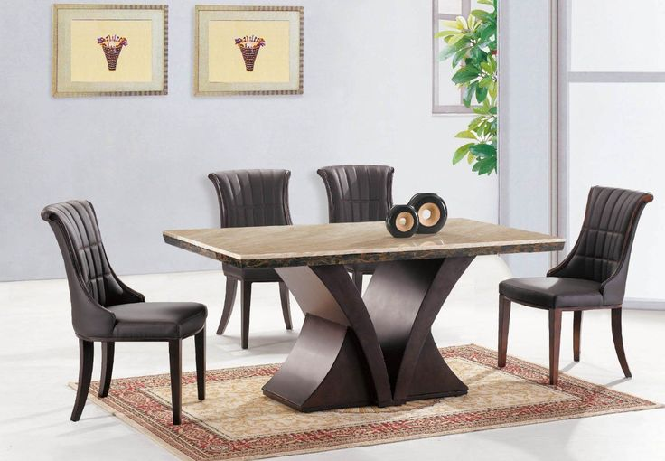 useful-faux-marble-dining-table