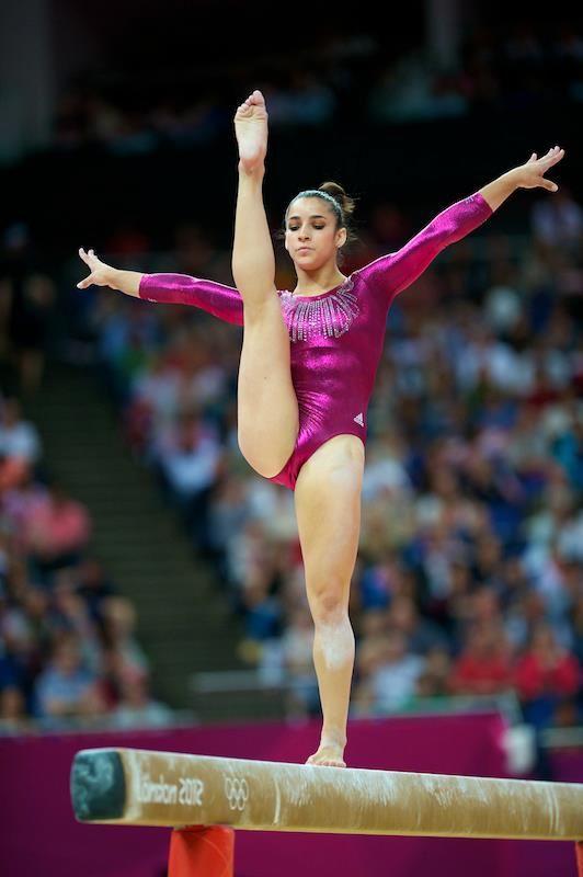 Aly Raisman - Women's Artistic Gymnastics Individual All-Around Final