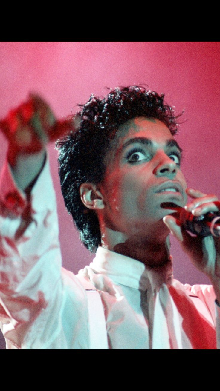Source : Tumblr : Prince 30 years in pictures
