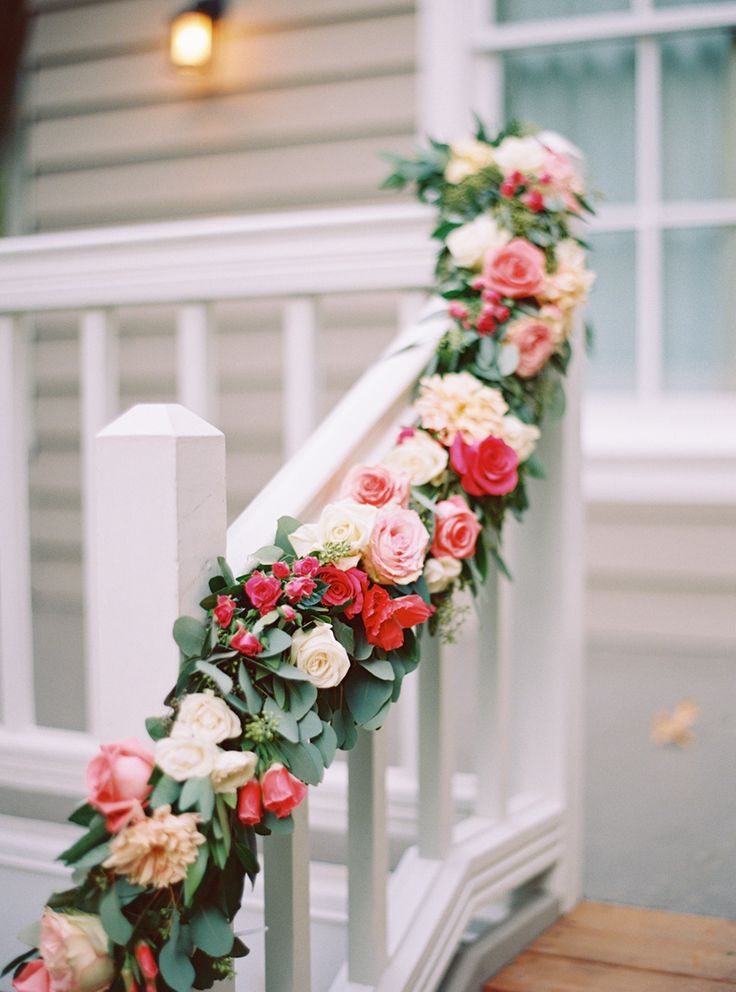 Floral Design: Nancy Liu Chin - http://www.stylemepretty.com/portfolio/nancy-liu-chin Photography: Jessica Burke…