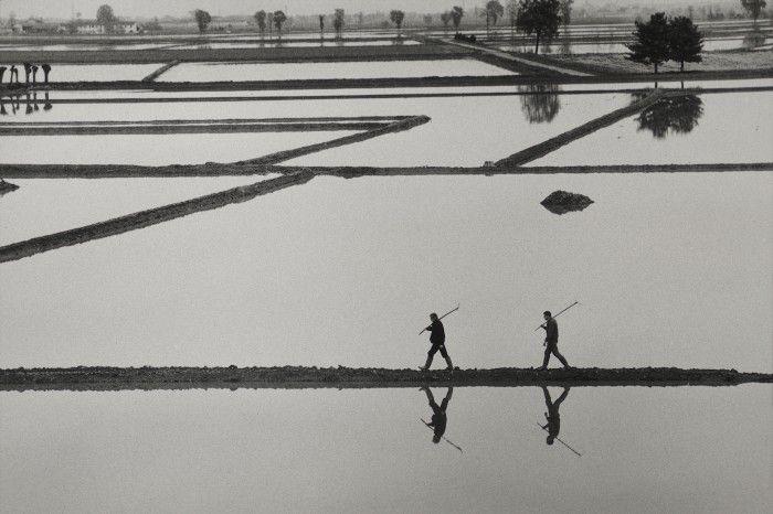Gianni Berengo Gardin, Milano, 1970 on Paddle8
