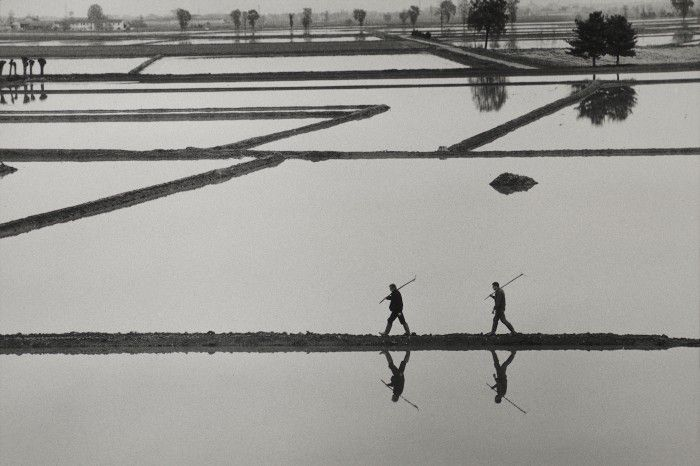 Gianni Berengo Gardin, Milano, 1970 on Paddle8