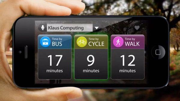 PeerSpot AR Transit App