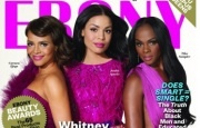 "The Ladies Of ""Sparkle"" Cover Ebony Magazine"