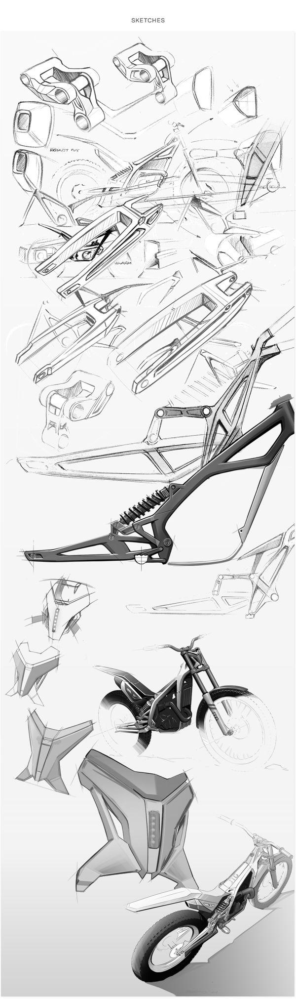 JTG JT 300 by Cero , via Behance. #product #design #sketch