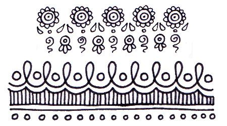 Learn how to draw patterns step by step! This easy drawing tutorial shows you how to make 4 different abstract patterns, and tells you how to draw your own ...