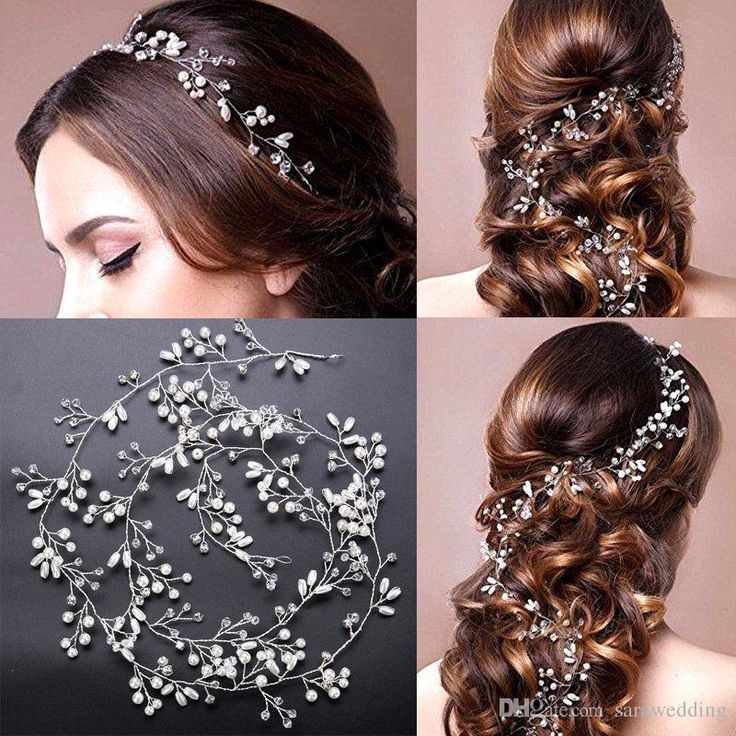 New Bridesmaid Handmade Pearl Hairband Wreath Bridal Headdress Hair Jewelry Accessories 2017 For Women Pageant Designer Hair Accessories Online Flower Bridal Hair From Sarawedding, $15.08| Dhgate.Com