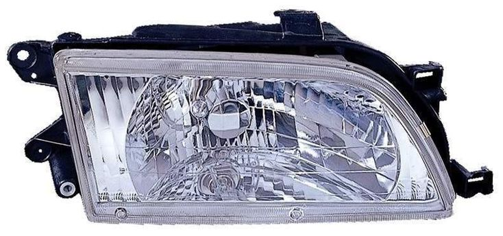 Toyota Tercel 98-99 Headlight Assembly RH USA Passenger Side