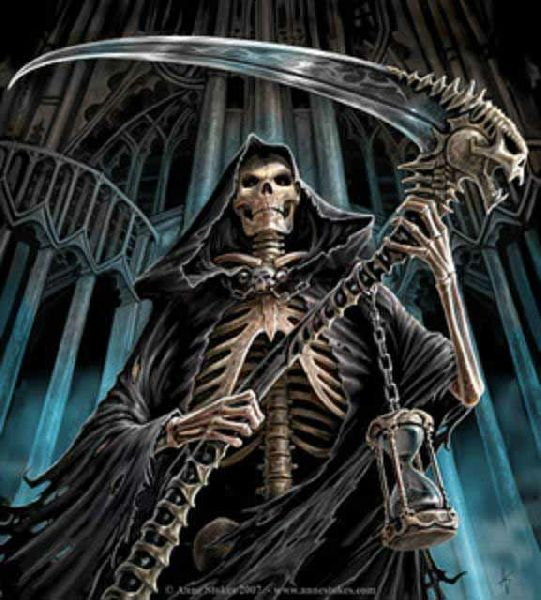 Tattoo Reaper Woman: 7 Best Grim Reapers Images On Pinterest