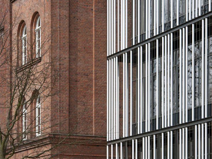 HamburgHarburg Technical University/ Gmp Architekten