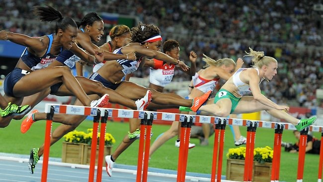 Sally Pearson: White Girl SPEED: Favorite Public, Form, Girls Generation, Atletismo Como, Como Forma, Olympics, Sports Inspiration Celebs, Girls Speed, Favorite People
