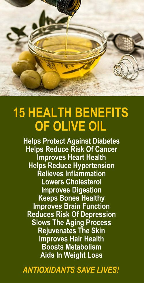 15 Great Health Benefits of Olive Oil. This potent antioxidant superfood has a wealth of health beneficial properties. If you are looking for strong antioxidants, be sure to review alkaline rich Kangen Water; the hydrogen rich, antioxidant loaded, ionized water that neutralizes free radicals that cause oxidative stress which can lead to a variety of health issues. Change your water, change your life. #OliveOil #Antioxidants #Health #Benefits