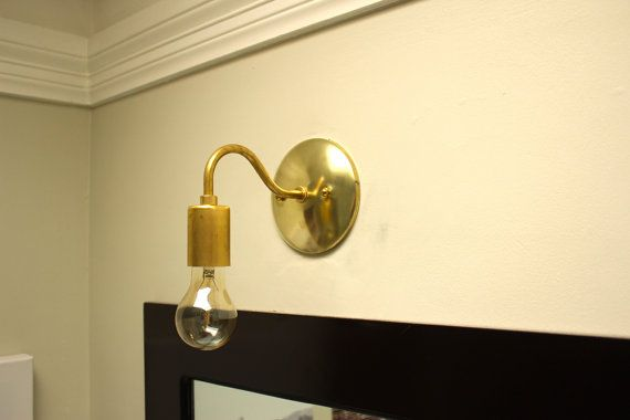 Vanity Light With Plug In Cord : 25+ best ideas about Plug in vanity lights on Pinterest Plug in chandelier, Plug in wall ...