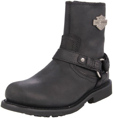 Harley-Davidson Men's Scout Motorcyle Boot,Black,12 M US - http://authenticboots.com/harley-davidson-mens-scout-motorcyle-bootblack12-m-us/
