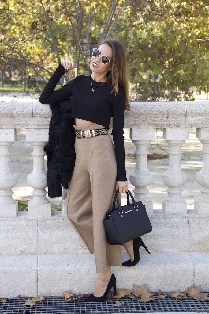 I love this midi pants!