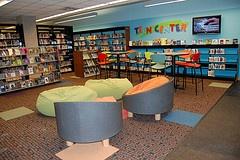 Hansen Teen Library Center