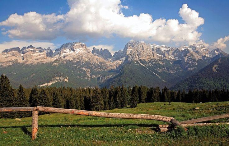 #Folgarida #Marilleva #Campiglio #Pinzolo nel cuore delle #Dolomiti di #Brenta #UNESCO World #Natural Heritage. WWW.SKI.IT