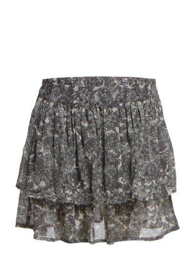 Ganni irina georgette skirt. November 2014.