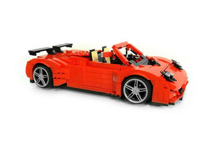 Pagani Zonda Roadster (3)   by Nathanael L.
