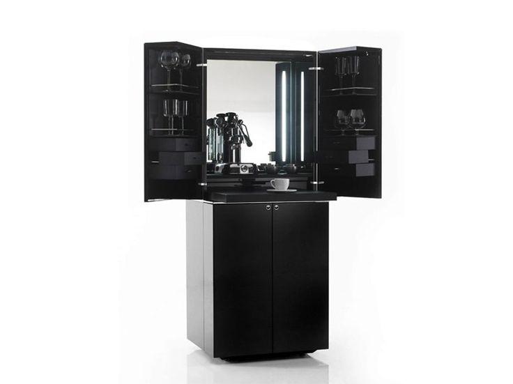 Мебель для домашнего бара MAGIC CUBE BAR by YOMEI дизайн André Schelbach