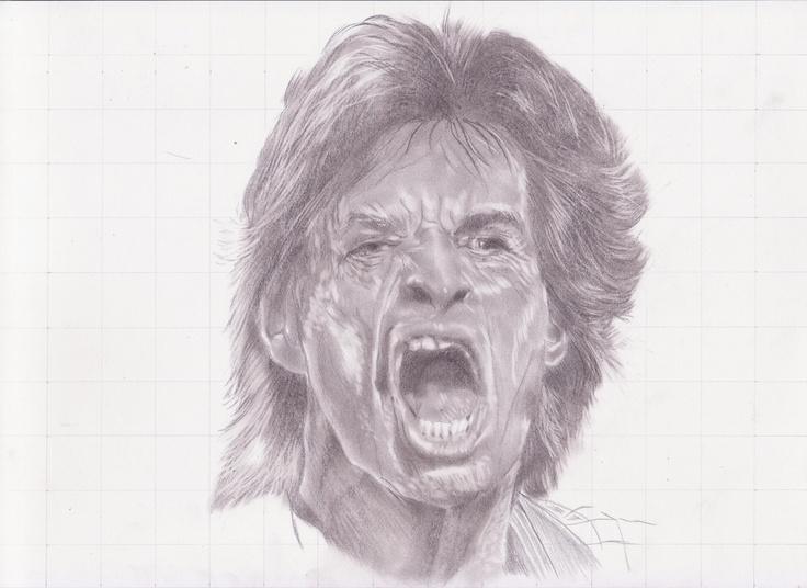 membuat sketsa wajah
