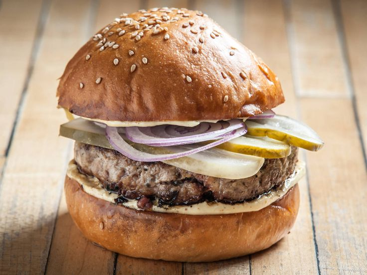 The best burgers in Boston