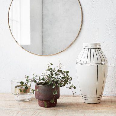 Vase Outline, 26 cm