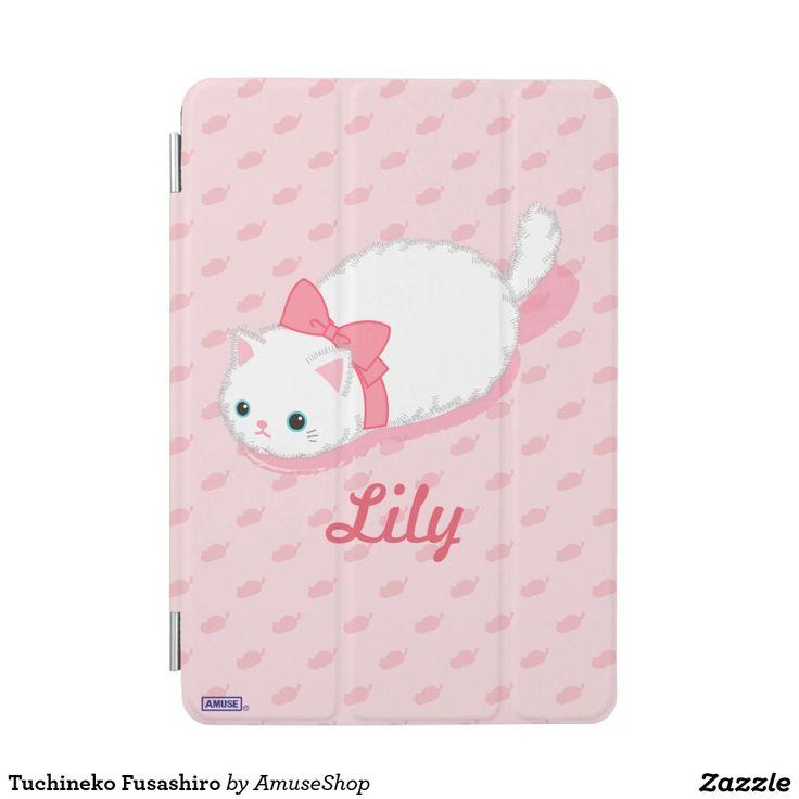 Tuchineko Fusashiro iPad Mini Cover cat #carcasas #cases